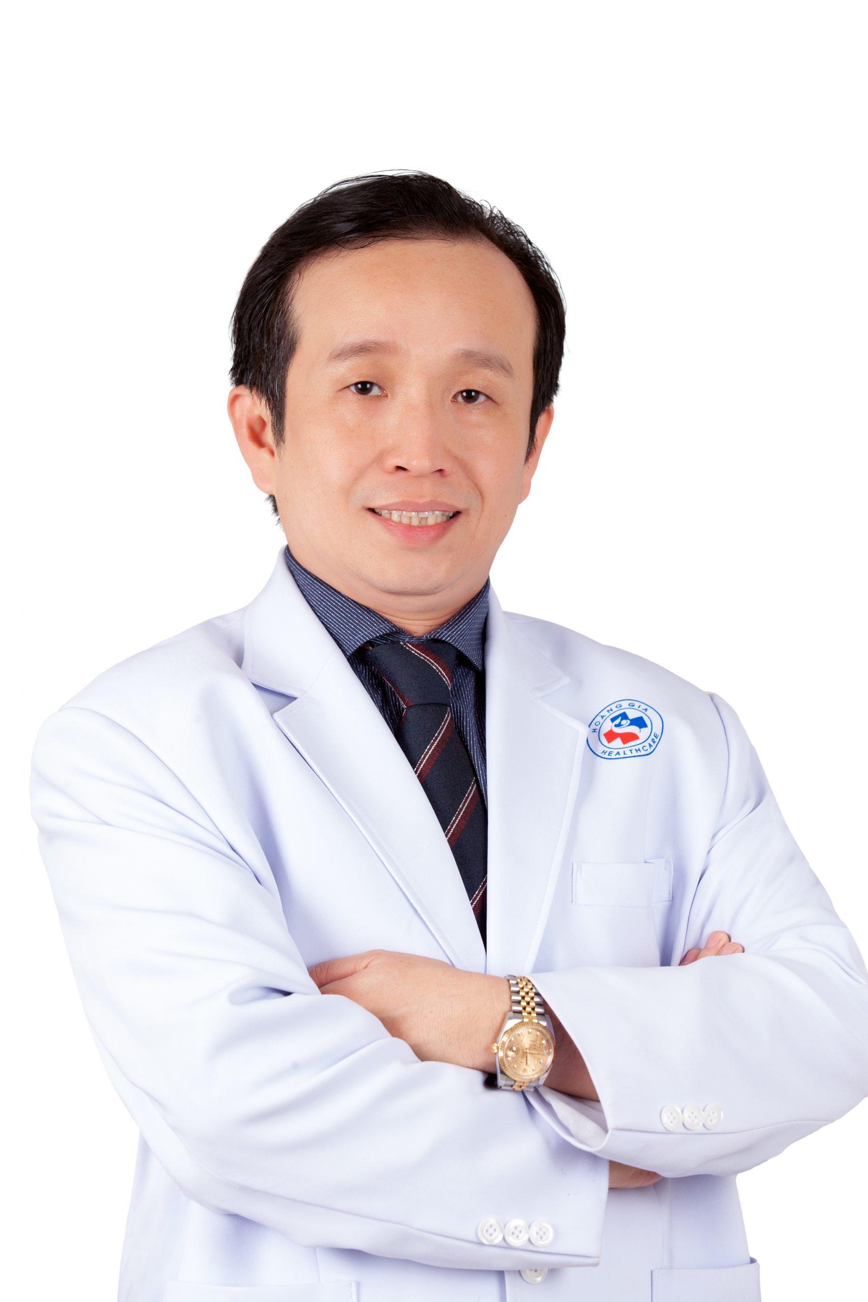 TS.BS Nguyễn Hữu Trung
